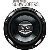 BOSS Audio AR10D 2000 Watt, 10 Inch, Dual 4 Ohm Voice Coil Car Subwoofer