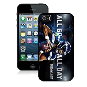 Unique Design 2014 Style NFL Seattle Seahawks Iphone 5s or Iphone 5 Case Newest By zeroCase