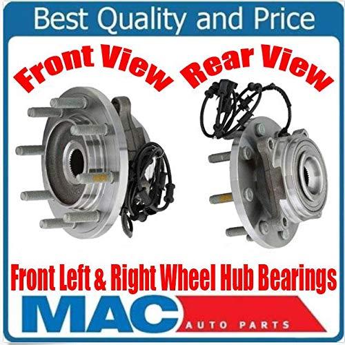 - Mac Auto Parts 2-100% New Wheel Bearing Hub Assembly 4 Wheel Drive for Ram 2500 3500 12-14