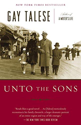 Unto the Sons cover