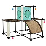 Kitty City Steel Claw Starter Kit Cat Furniture