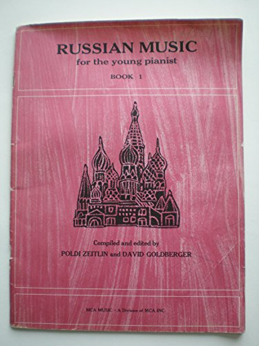 Russian Music for the young pianist (Book I)