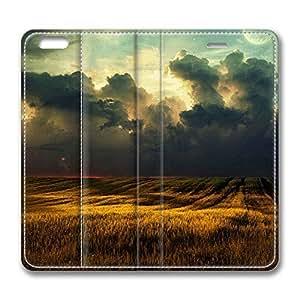 Brain114 6 Plus, iPhone 6 Plus Case, iPhone 6 Plus 5.5 Case, Field 4 PU Leather Flip Protective Skin Case for Apple iPhone 6 Plus 5.5