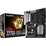GIGABYTE Intel Z270チップセット搭載マザーボードGA-Z270X-UD5