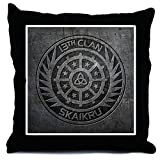 CafePress - The 100 - 13Th Clan Skaikru - Throw Pillow, Decorative Accent Pillow
