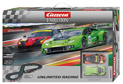 Carrera Evolution 25221 Unlimited Racing by Carrera USA