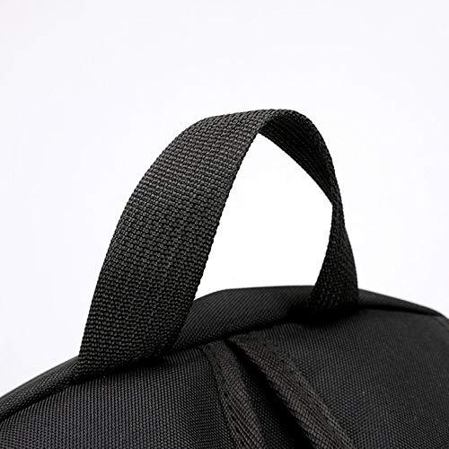 Mujer bolsillo Vintage Bolsas Señoras Oxford Totes Bolsos Durable Multi De Sólido Hombro Alta Calidad Noctilucan tpwqtUv