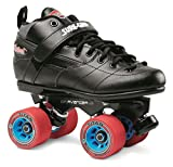 Sure-Grip Rebel Avenger Skate Package - black sz Mens 10/Ladies 11
