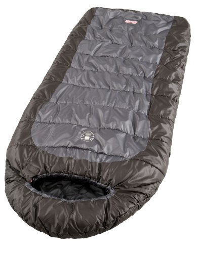 Coleman Big Basin Large Extreme-Weather Hybrid Sleeping Bag, Outdoor Stuffs