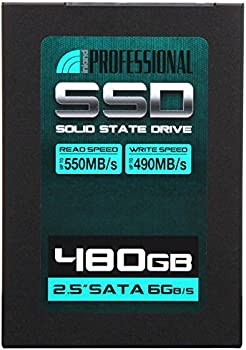 Inland Professional 480GB 3D TLC NAND SATA III 2.5