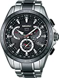 Seiko Astron SSE041J1 Men's GPS reception for time and timezone