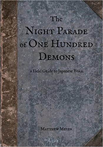Image result for The Night Parade of One Hundred Demons: A Field Guide to Japanese Yokai (Yokai Series Book 1)