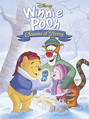The Christmas Pooh Winnie - Winnie the Pooh: Seasons of Giving