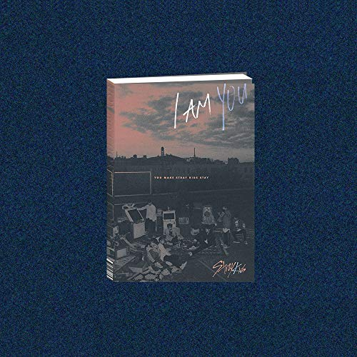 Price comparison product image Stray Kids - I am You [I am ver.] (3rd Mini Album) CD+Photobook+3 QR Photocards+Pre-Order Benefit+Folded Poster+Extra Photocards Set