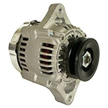 DB Electrical AND0003 Alternator for Ford Holland Tractor for Models 1220, Tc21D and Tc24