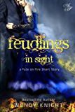 Feudlings in Sight (Novella) (Fate On Fire)