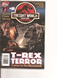 The Lost World Jurassic Park (The authorized adaptation) # 4 of 4
