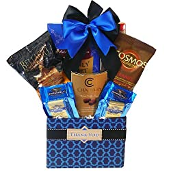 Art of Appreciation Gift Baskets Thank You Desk Caddy Coffee and Treats from Art of Appreciation Gift Baskets