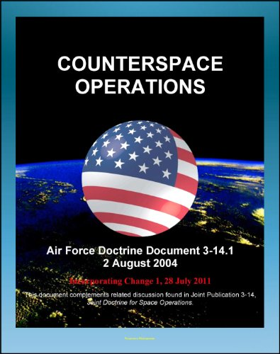 Air Force Doctrine Document 3-14.1: Counterspace Operations - Space Situation Awareness, Surveillance, Reconnaissance, Targeting, ISR, GPS, Space Order of -