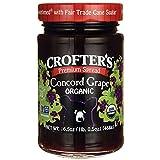 Crofters Organic Concord Grape Premium Spread, 16.5 oz