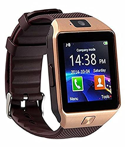 Buy iNEXT Digital Black and Gold Dial Smart Watch Online at Low Prices in  India - Amazon.in 22faef5129