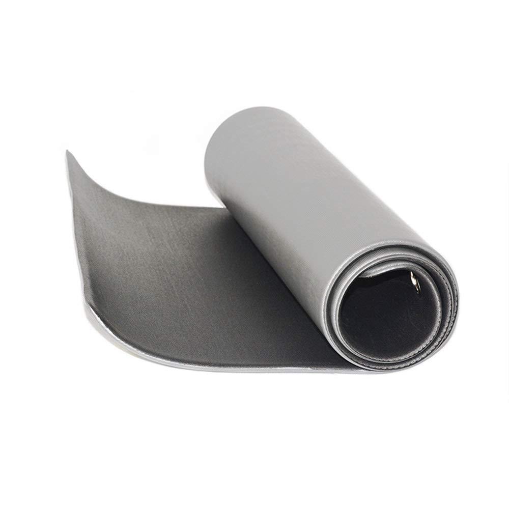 XUEDATING Yoga Mat, Exercise Yoga Mat with,Eco Friendly PVC Yoga Mat 0.8CM Wide Thick Workout Exercise Mat, Non Slip Hot Pilates Mats, Pilates and Gymnastics 120X60X0.8CM