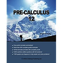 Pre-calculus 12 ((2nd edition, with full solutions))