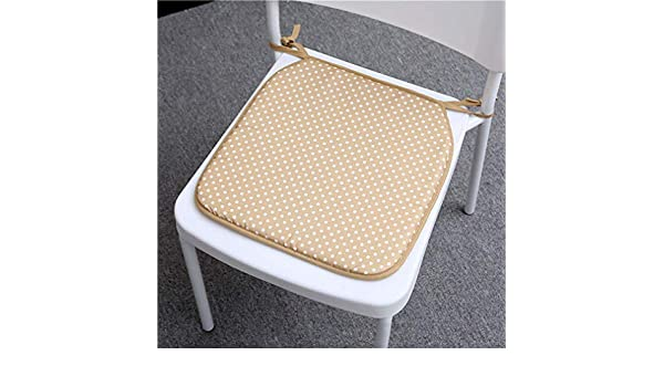 Amazon.com: Chair Seat Cushion Round Dot Kids Cute Antiskid Pillow Gift Decor Cojin Silla Almofada Coussin De Salon: Kitchen & Dining