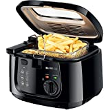Fritadeira Elétrica Mondial Big Fry Ft-07 2,5L Preta 127V