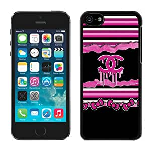 NEW Personalized Design Fashion Phone Case For iPhone 5C Cover Case 65 Black