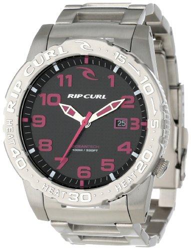 (Rip Curl Women's A2481G - BLK Cortez 2 SSS Black Stainless Steel Analog Watch )