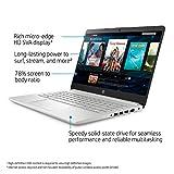 """HP 14"""" HD Laptop PC, AMD Ryzen 3 , 4GB , 128GB"""