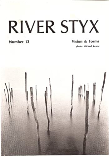 river styx number 13 includes interviews of ansel adams robert bly and gabriel garcia marquez