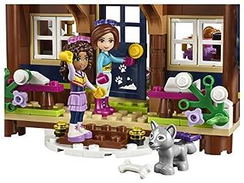 Lego Friends Snow Resort Chalet 41323 Building Kit (402 Piece) 8