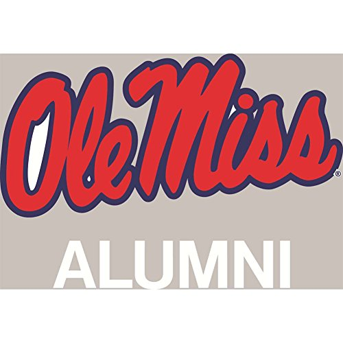 Stockdale Mississippi Ole Miss Rebels Transfer Decal - - Miss Alumni Ole