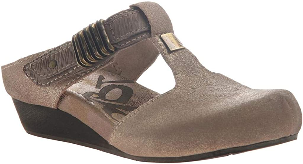 OTBT Women's Streams Closed Toe Wedges 51nVFRg-PXL