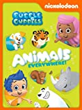 DVD : Bubble Guppies: Animals Everywhere!