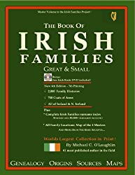 The Book of Irish Families, great & small 4th edition
