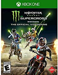 LIVE the adrenaline and the excitement of the 2017 monster energy Supercross Championship with monster energy Supercross - the official videogame! race with the official riders from 250Sx and 450Sx classes on the official tracks - Daytona inc...