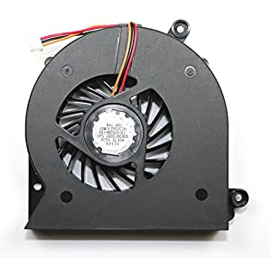 Toshiba Satellite A505-S6005 Compatible Laptop Fan For Intel Core i7 Processors