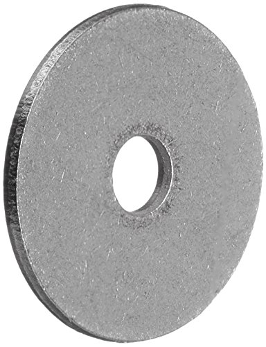 (The Hillman Group 830602 Stainless Steel 5/32 x 7/8-Inch Fender Washer, 100-Pack)