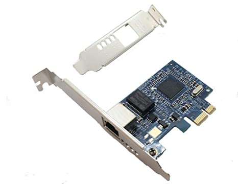 Broadcom BCM5751 Netxtreme Gigabit PCI Express Ethernet Network Adapter Card NO SOFTWARE