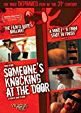 Someone's Knocking at the Door [Blu-ray] cover.