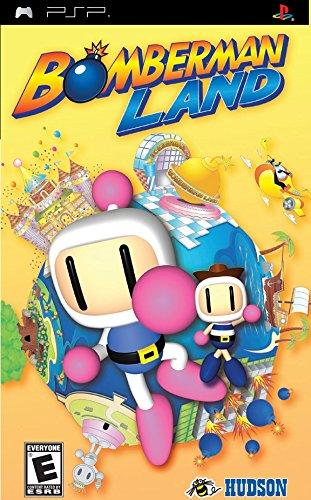 [Bomberman Land - Sony PSP] (Costume Quest 2 Player)