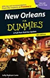 New Orleans for Dummies, Julia Kamysz Lane, 0470069341