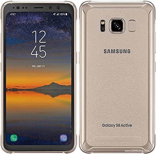 Samsung Galaxy S8 Active 64GB SM-G892A teléfono GSM desbloqueado – Titanio dorado (enchapado): Amazon.es: Electrónica