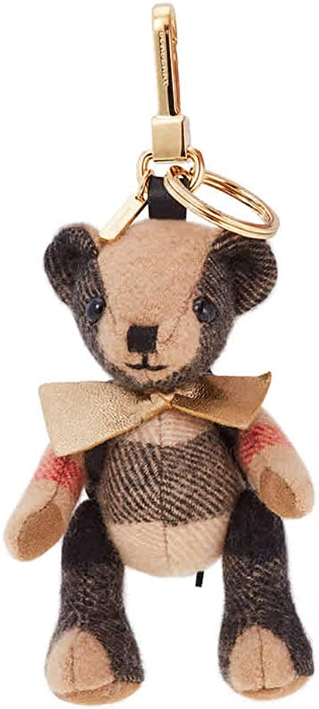 biggest discount offer discounts first look Amazon.com: Burberry Thomas Bear Charm With Rucksack: Shoes
