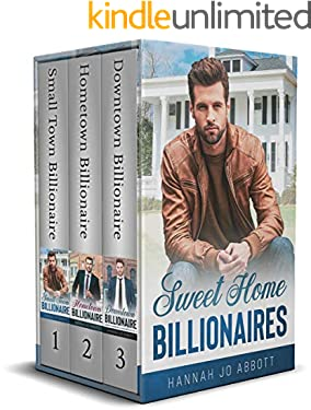 Sweet Home Billionaires Boxset : Christian Small town romance