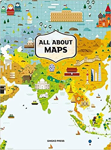 all about maps sandu publishing 9781584236269 amazoncom books