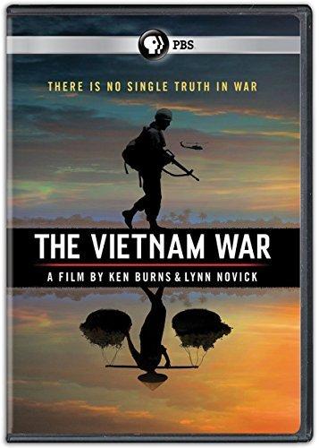 The Vietnam War: A Film by Ken Burns and Lynn Novick DVD Box Set